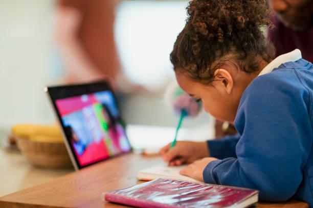 Eine digitale Lernhilfe – Foto