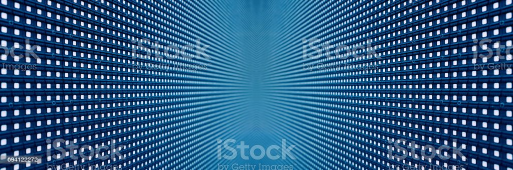 Digital LED screen backgrounds textured stock photo