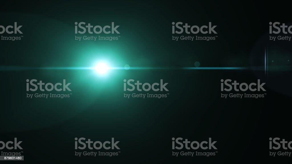 Digital lens Flare Light transition, lens flare, light leaks ,...