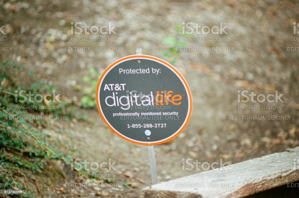 ATT Digital Life stock photo