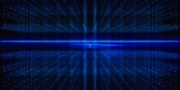 Digitale Leitungen Hintergrund – Foto