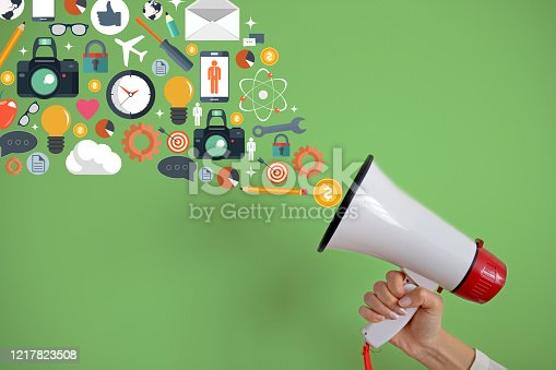 1192285342 istock photo Digital marketing and advertising  concept 1217823508