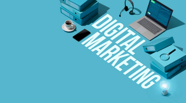 Digitaler Marketing-und Kommunikationsservice – Foto