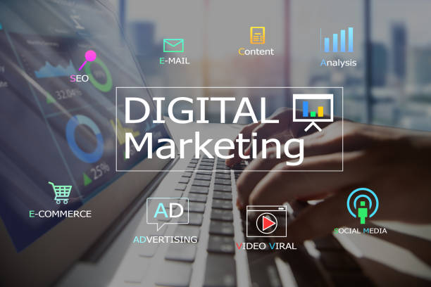 digital marketing concept - digital marketing stock pictures, royalty-free photos & images