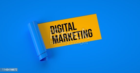 654055650 istock photo Digital Marketing 1145416672