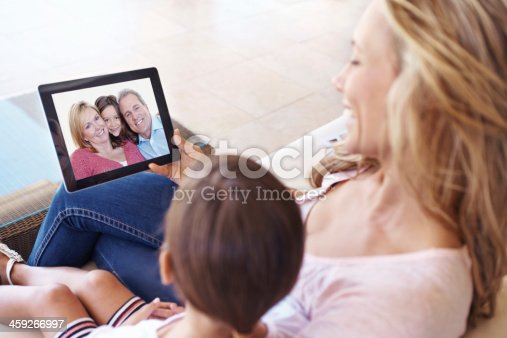 istock Digital memories captured forever 459266997