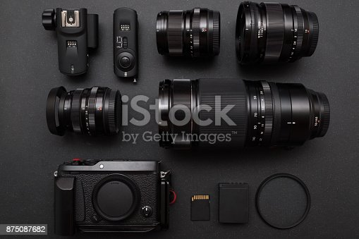 842214626istockphoto Digital mirrorless camera system 875087682
