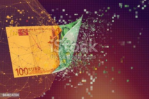 istock Digital Money Transfer 944614204
