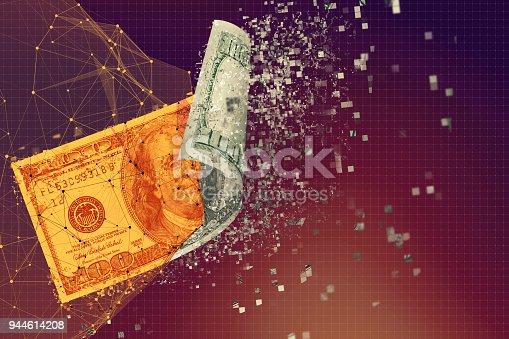 istock Digital Money Transfer 944614208