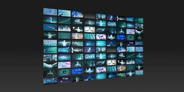 digital multimedia - desktop hintergrund hd stock-fotos und bilder