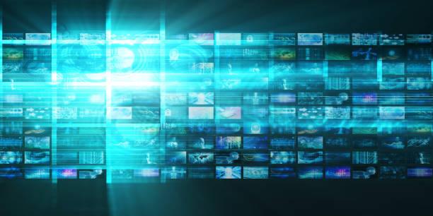 digitale multimedia - desktop hintergrund hd stock-fotos und bilder