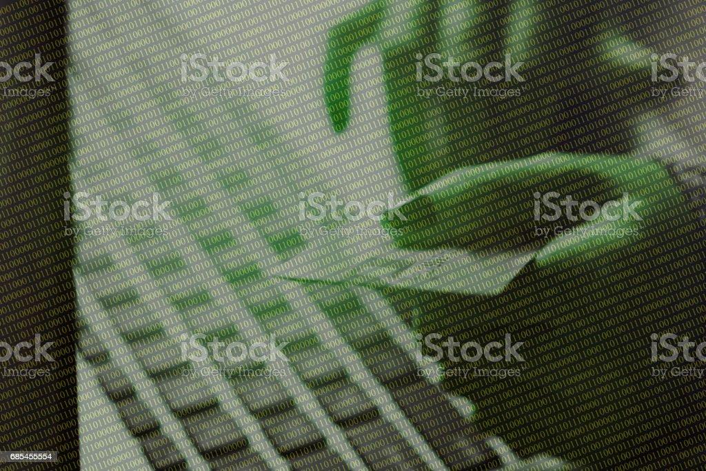 Digital payment concept foto de stock royalty-free