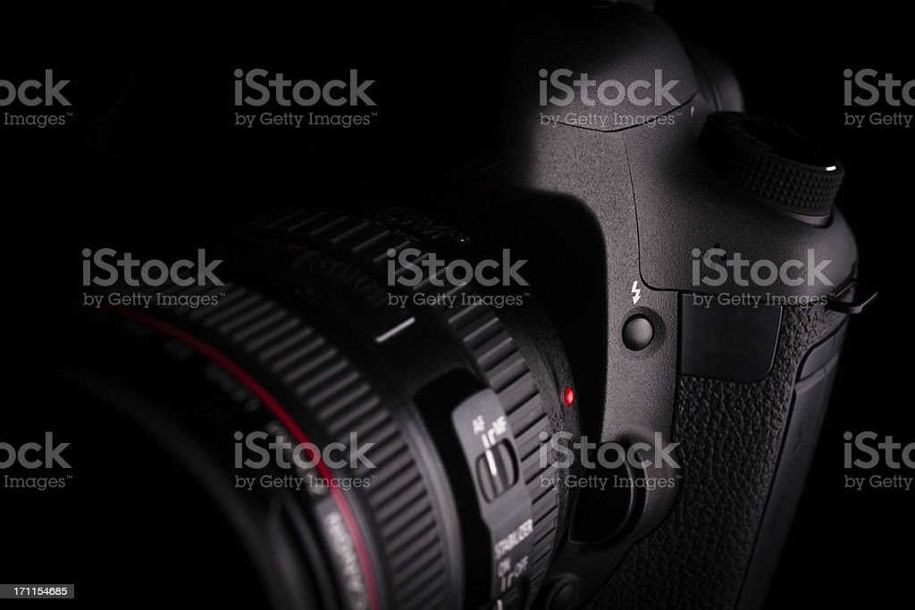 digital photo camera royalty-free stock photo