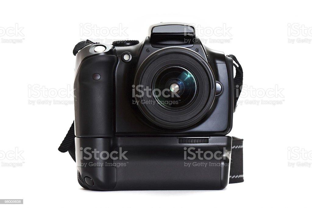 Câmera de foto digital foto royalty-free