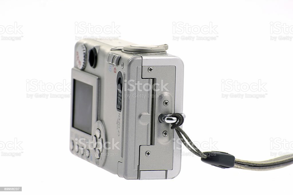 Digital photocamera royalty-free stock photo
