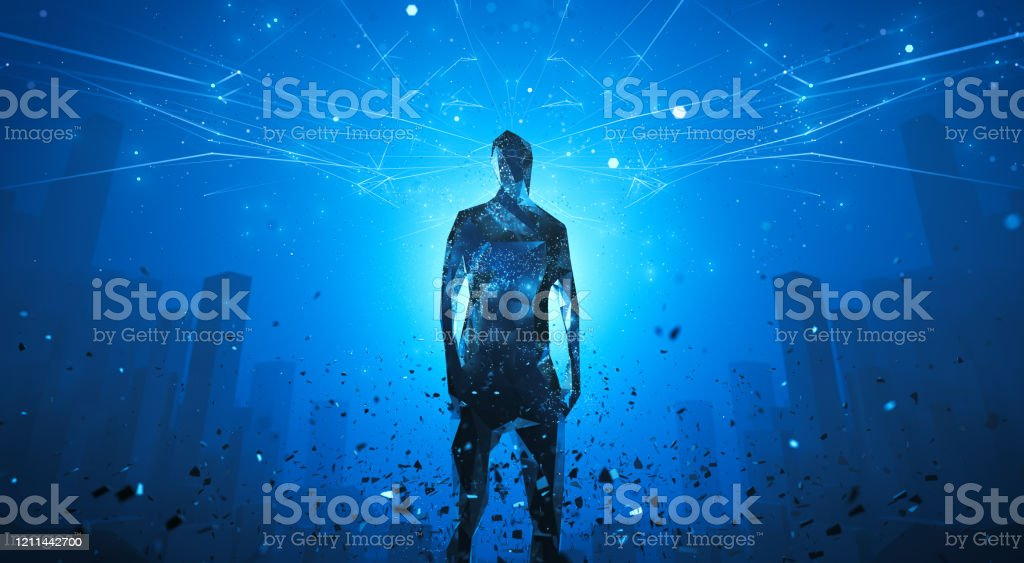 Digital Power Artificial Intelligence Leadership Network Security Stock Photo Download Image Now Istock