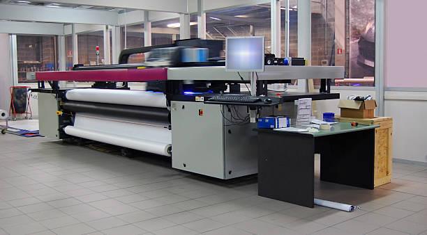 digitaldruck-große-format - breit stock-fotos und bilder