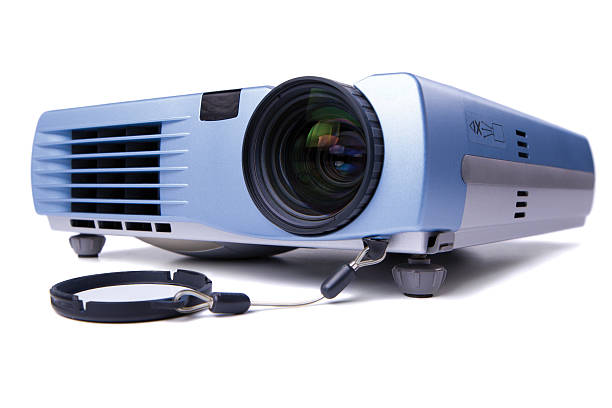 digital projector - projection equipment stock pictures, royalty-free photos & images