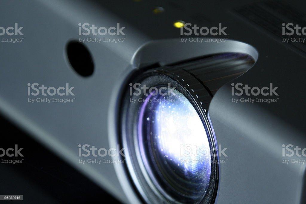 Proiettore digitale foto stock royalty-free