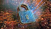 istock Digital security concept 1289956604