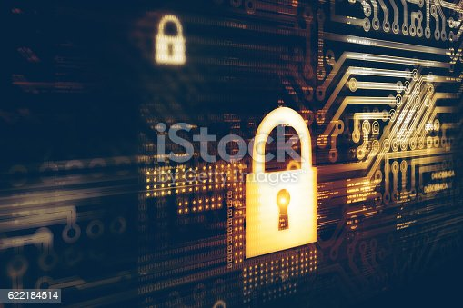 istock Digital security concept 622184514