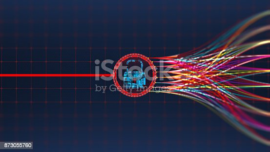 istock Digital security concept 873055760