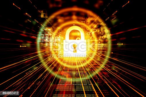 istock Digital security concept 894952412