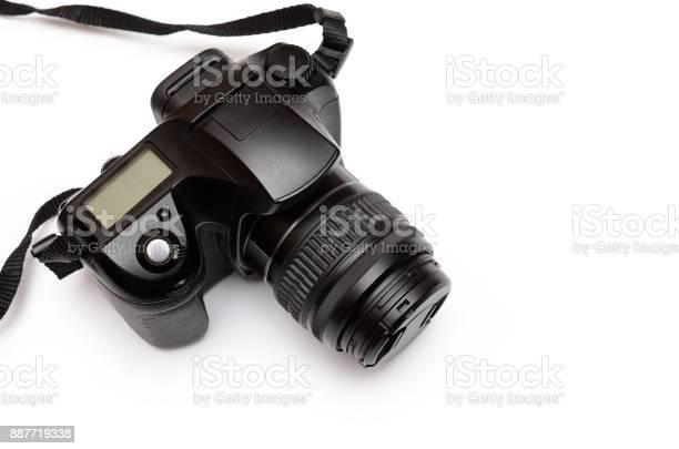 Digital singlelens reflex camera isolated on white background picture id887719338?b=1&k=6&m=887719338&s=612x612&h=5dlxuiylmp5row8xgl4ddkfpncw pvjxkvw5qattase=