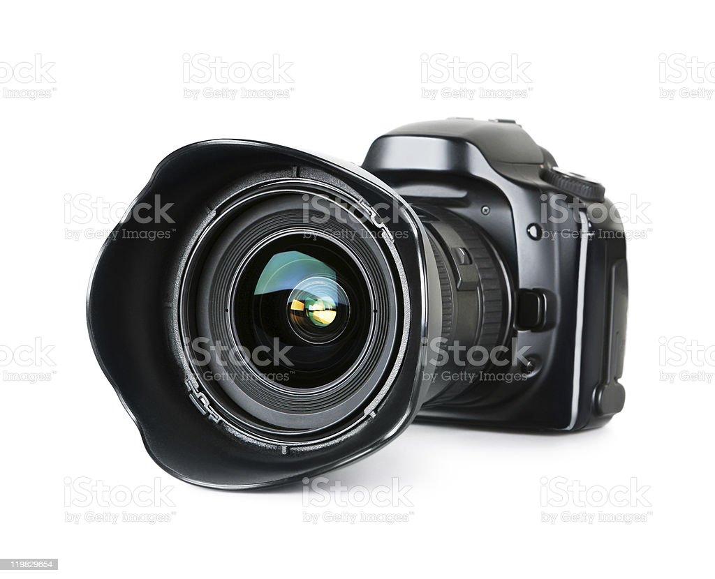 Digitale SLR-Kamera – Foto
