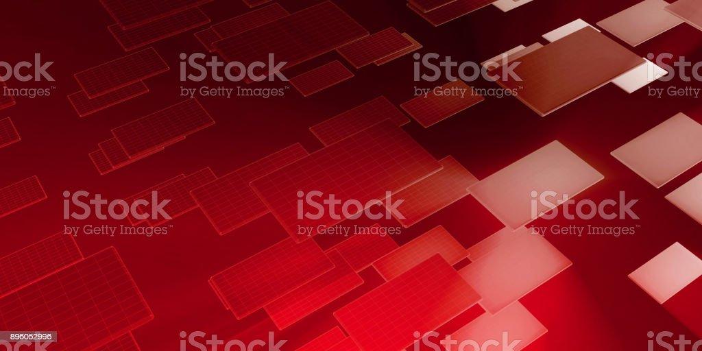 Digital Solutions stock photo