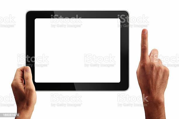 Digital tablet and hands with four clipping paths picture id185061674?b=1&k=6&m=185061674&s=612x612&h=pcuo47ovivpk0830dgqz7qr8f706tczdf1wwfxavnra=