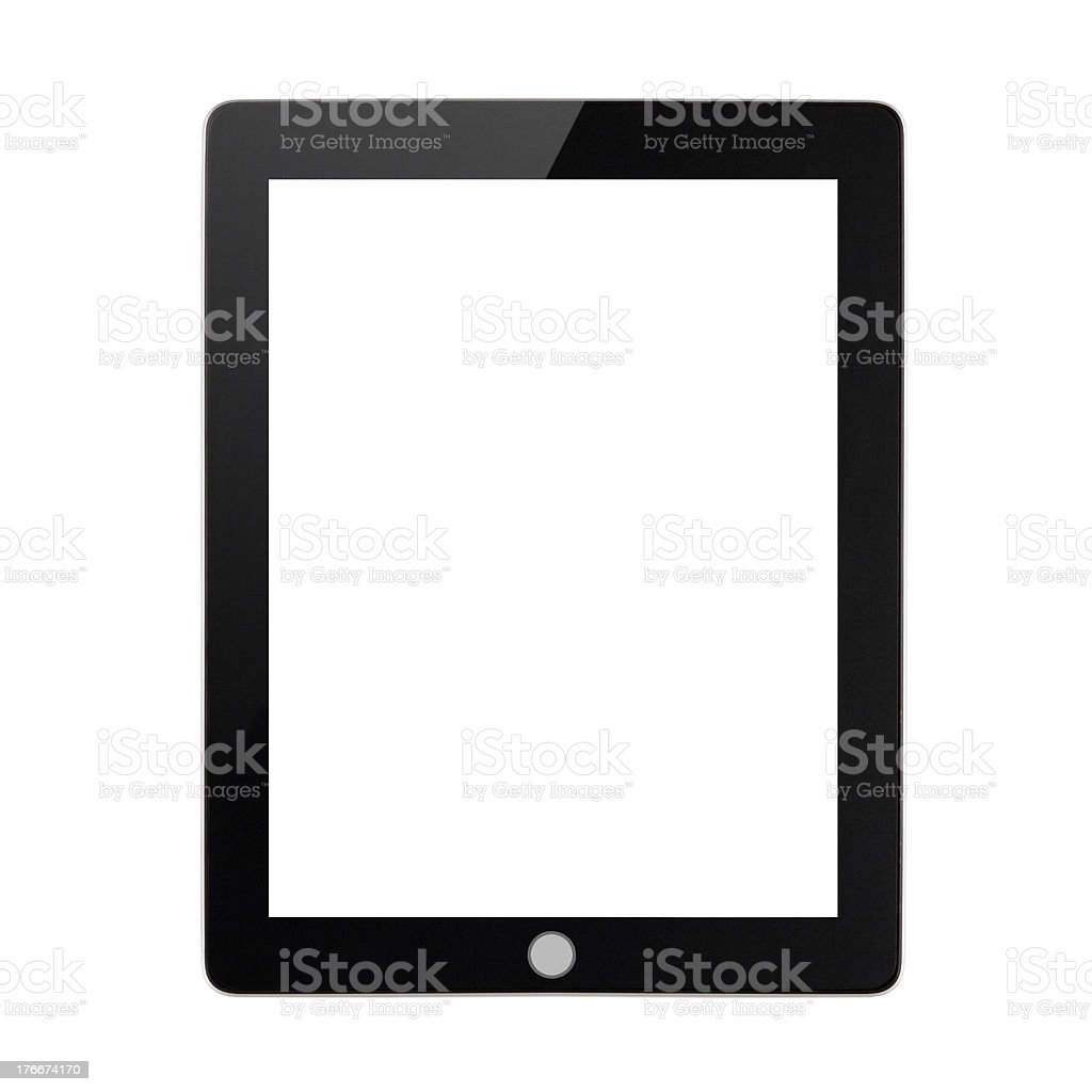 Digital Tablet PC royalty-free stock photo