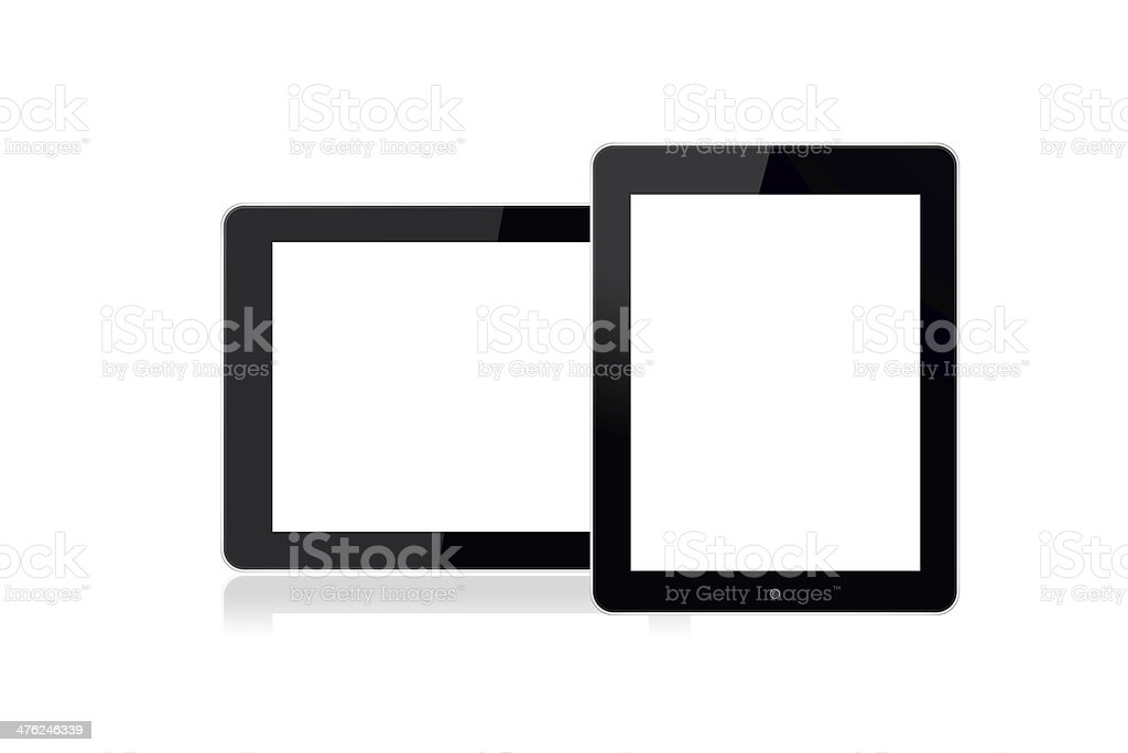 Digital Tablet PC royalty-free stock photo