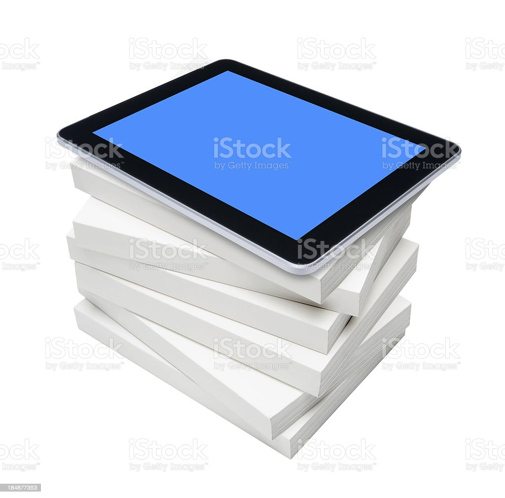 Digital Tablet royalty-free stock photo