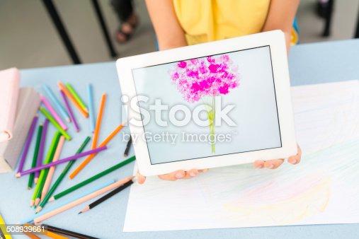 istock Digital tablet 508939661