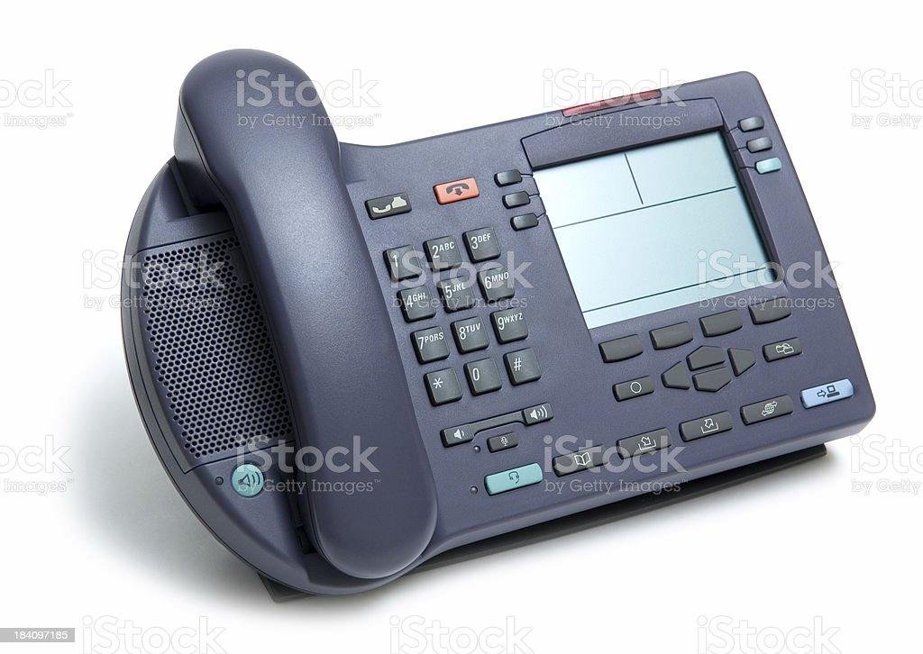 Digital Telephone stock photo