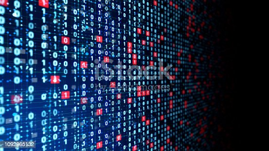 istock Digital tranformation concept. 1092965132