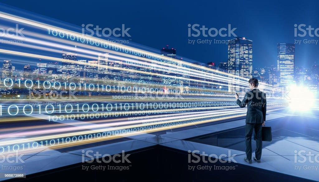 Digital Transformation Concept Stock Photo - Download Image