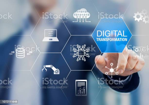 Digital transformation technology strategy digitization and of and picture id1072111648?b=1&k=6&m=1072111648&s=612x612&h=hftd65 faln7dcwy6uib0on0kktugi64obfq d8tvum=