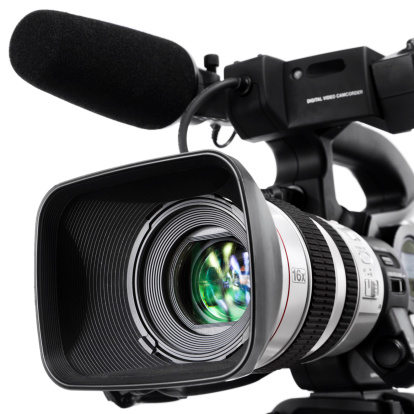 Digital Video Camera Stock Photo - Download Image Now