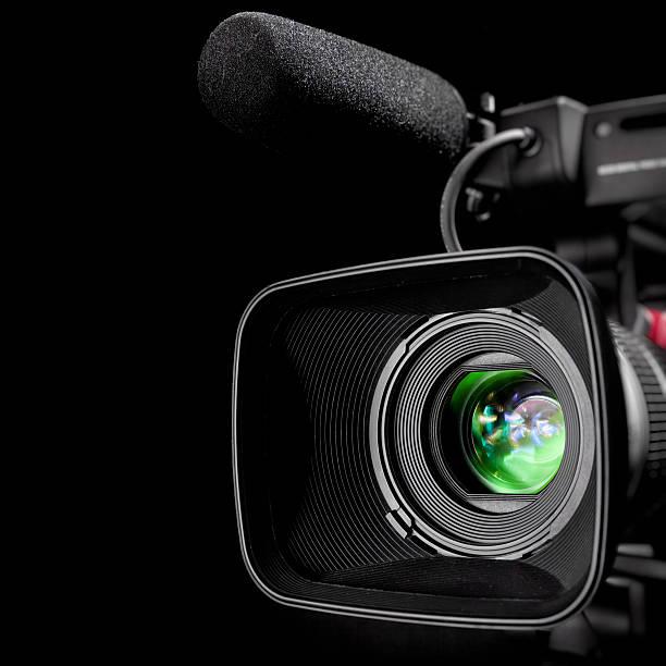 Digital Video Camera stock photo