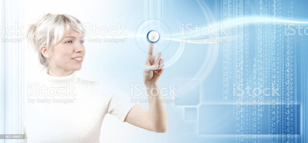 Digital vision stock photo