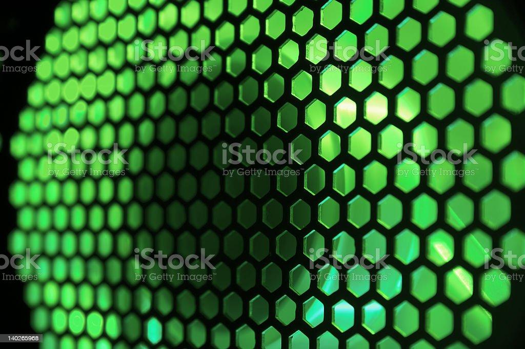 Digitalcomb royalty-free stock photo