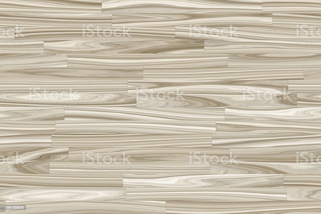 Digitally generated light brown seamless wood boards royalty-free stock photo