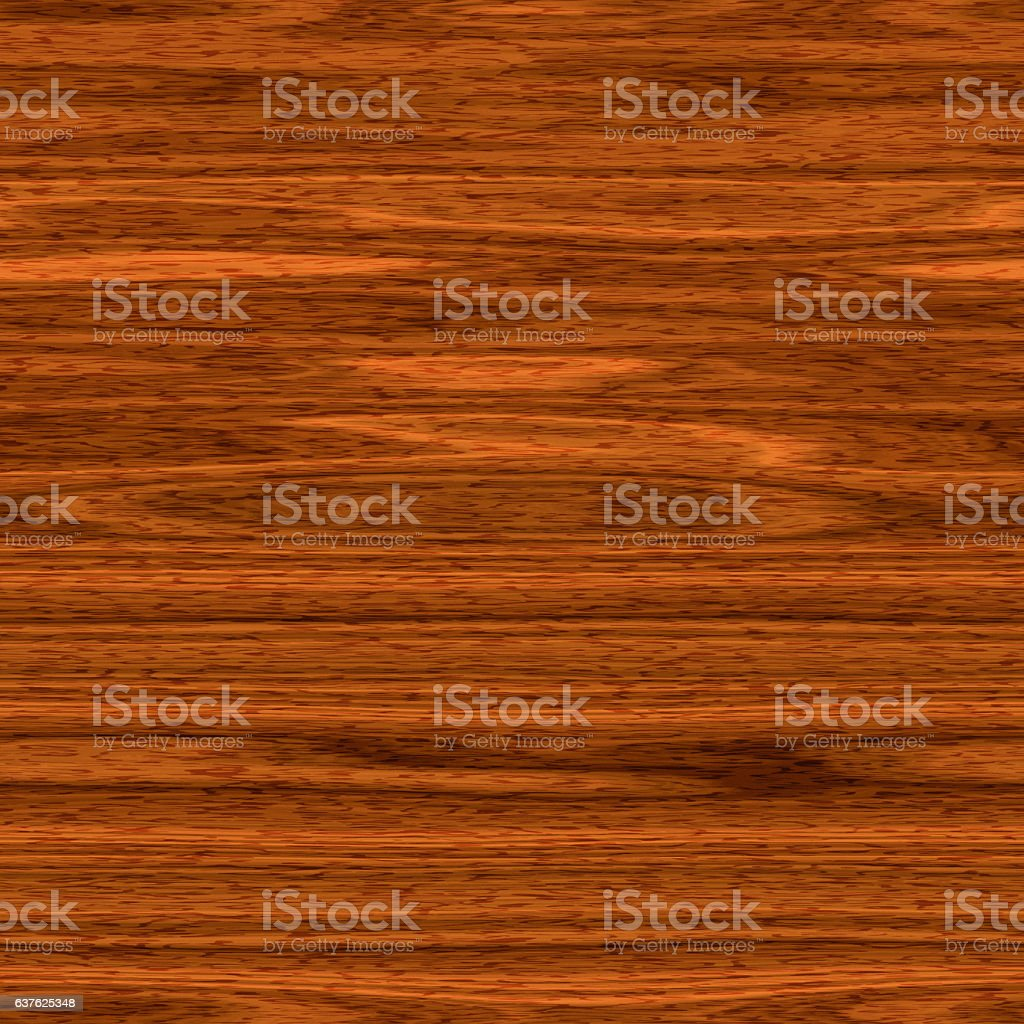 Digitally generated seamless non-realistic brown wood texture stock photo