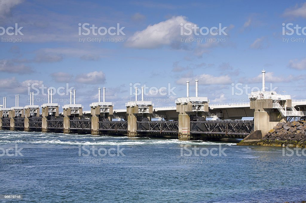 Dikebridge stock photo