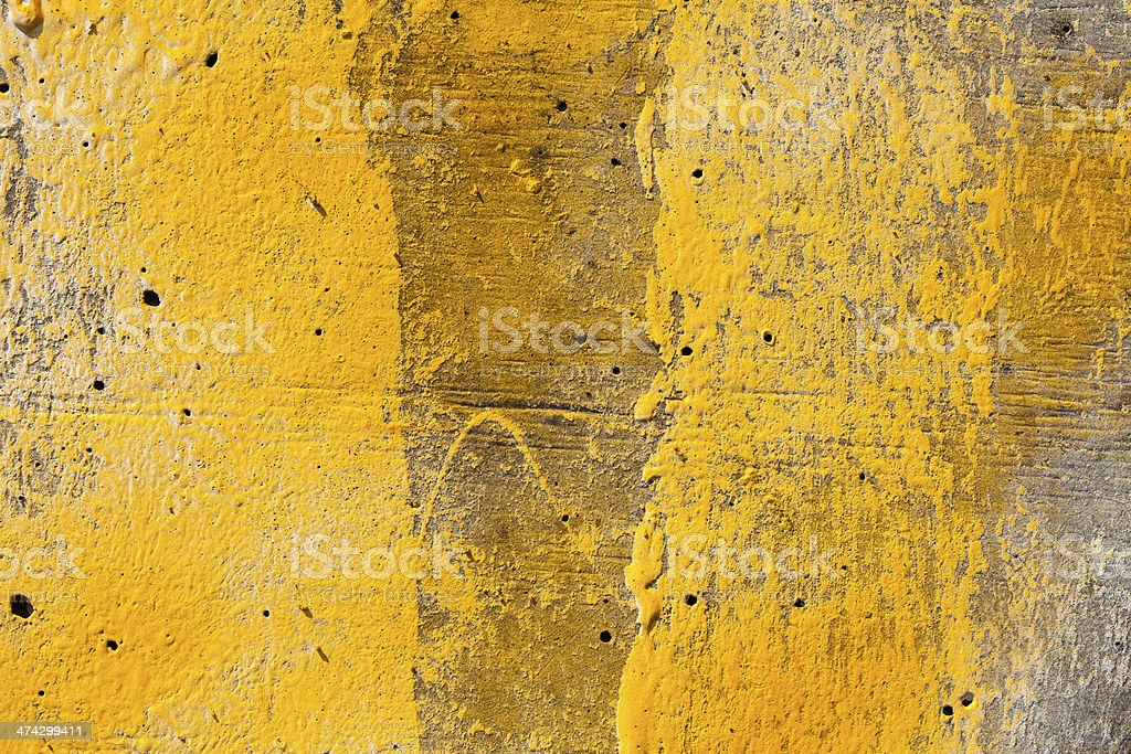 Dilapidated wall background stock photo