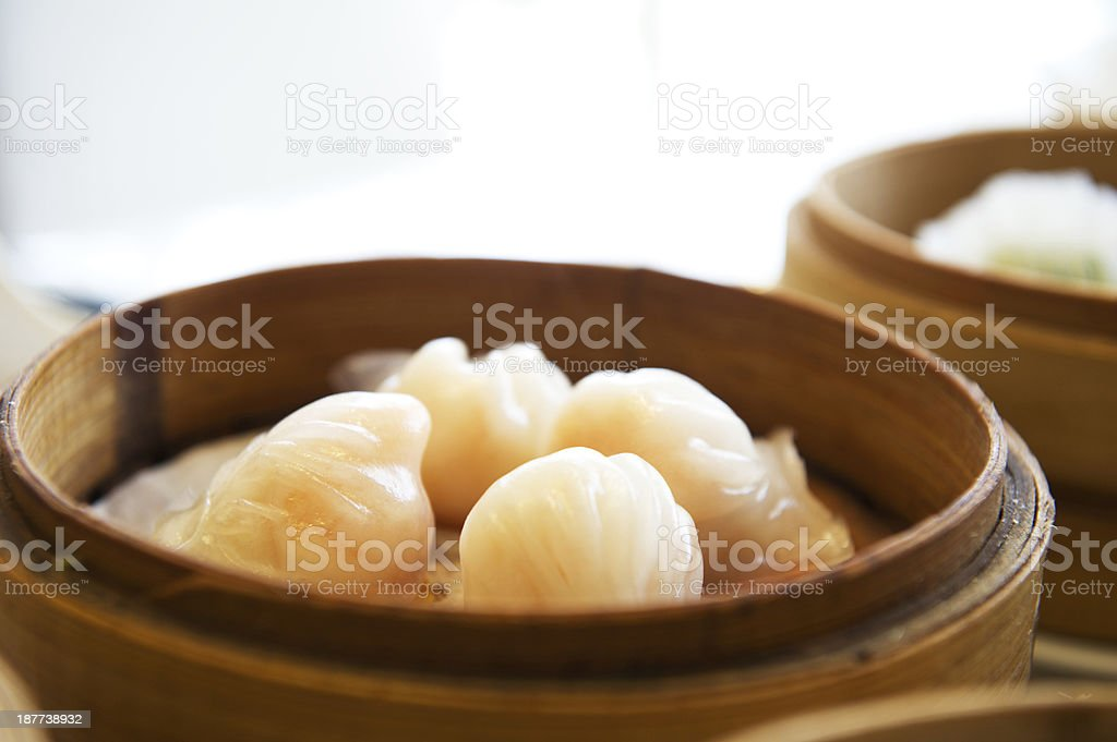 Dim Sum royalty-free stock photo