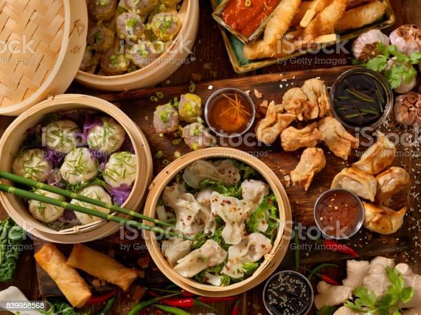 Foto de Dim Sum e mais fotos de stock de Antepasto