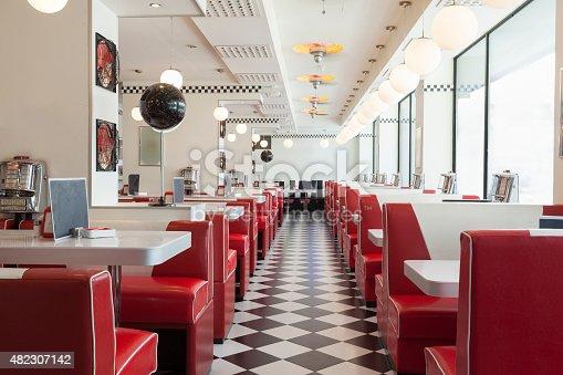 istock diner restaurant 482307142